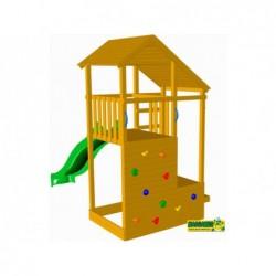 Parque Infantil Con Tobogán Teide Xl Masgames Ma700100 | PiscinasDesmontable