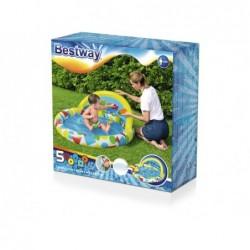 Piscina Hinchable Infantil de 120x117x46 cm. con Juguets Bestway 52378 | PiscinasDesmontable