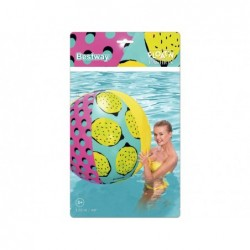 Pelota Hinchable de 122 cm. Retro Fashion Bestway 31083 | PiscinasDesmontable