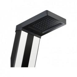 Ducha Solar con Lavapiés 38L de Aluminio Gre DSALP38 | PiscinasDesmontable