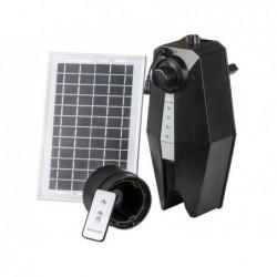 Enrollador de Cubiertas para Piscinas Enterradas con motor por Energía Solar Gre SCR55 | PiscinasDesmontable