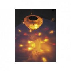 Lámpara Fantasía Solar Luz LED Colores Gre 90173 | PiscinasDesmontable