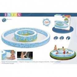Piscina hinchable fuente 279 x 36 cm INTEX 57143NP  | PiscinasDesmontable
