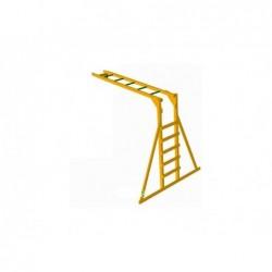 Escalera De Mono Para Parque Infantil Masgames Ma700150