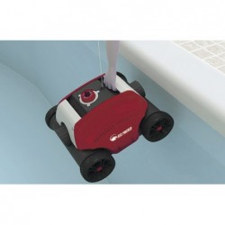 Robot Limpiafondos Red Panther para Piscinas Poolstar RO-PANTHER1 | PiscinasDesmontable