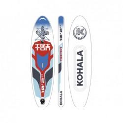 Tabla Paddle de Surf Stand Up De Kohala Triton White 310x84x15 cm. Ociotrends KH32005   PiscinasDesmontable