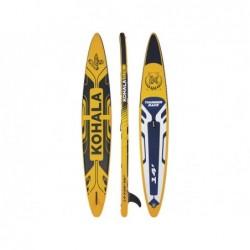 Tabla Paddle de Surf Stand Up De Kohala Thunder Race 425x66x15 cm. Ociotrends KH42715 | PiscinasDesmontable