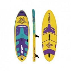 Tabla Paddle de Surf Stand Up De Kohala Windsup 295x86x15 cm. Ociotrends KH29515 | PiscinasDesmontable