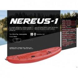Kayak Nereus 1 de la marca Kohala 368x88x45cm   PiscinasDesmontable