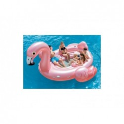 Isla Hinchable Intex 57267 de 422x373x185 cm. Flamenco | PiscinasDesmontable