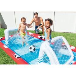 Centro de Juegos Hinchable Action Sport 325x267x102 cm de Intex 57147 | PiscinasDesmontable