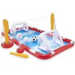 Centro de Juegos Hinchable Action Sport 325x267x102 cm de Intex 57147
