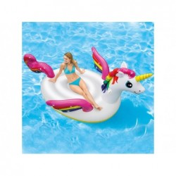 Isla Hinchable Intex 57281 De 287x193x165 Cm. Unicornio | PiscinasDesmontable
