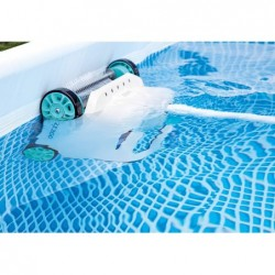 Robot Limpiafondos Deluxe Automatic Pool Cleaner ZX300 intex 28005 | PiscinasDesmontable