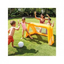 Portería Hinchable de 140x89x81 cm Fun Goals Game Intex 58507 | PiscinasDesmontable