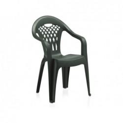 Muebles de Jardín Silla Modelo Cancún Verde SP Berner 43025