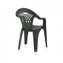 Muebles de Jardín Silla Modelo Cancún Verde SP Berner 43025 | PiscinasDesmontable