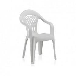 Muebles de Jardín Silla Cancún Blanca SP Berner 43027