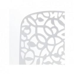 Muebles de Jardín Silla Modelo Flora Blanca SP Berner 55109   PiscinasDesmontable