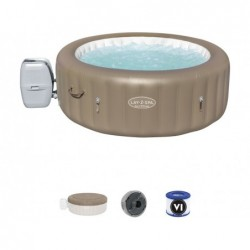 Spa Hinchable de 196x71 cm. Lay-Z-Spa Palm Spring Bestway 60017 | PiscinasDesmontable