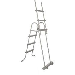 Escalera Seguridad Para Piscina Bestway 58330 107 Cm | PiscinasDesmontable