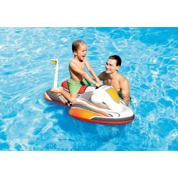 Moto De Agua Hinchable 117 X 77cm Intex 57520 | PiscinasDesmontable