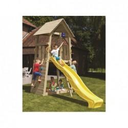 Parque Infantil Con Tobogán Belvedere Masgames Ma801401