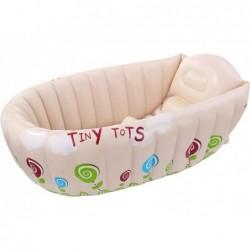 Tiny Tots Baby, bañera hinchable Jilong 17118