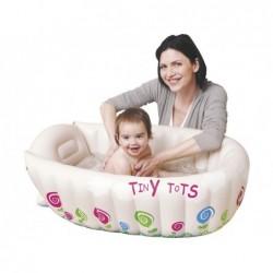 Tiny Tots Baby, bañera hinchable Jilong 17118| PiscinasDesmontable
