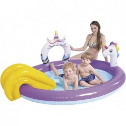 Piscina Unicorn Spray Pool Hinchable Jilong 51001 | PiscinasDesmontable