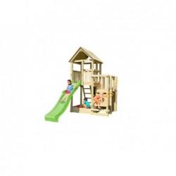 Parque Infantil Con Casita Penthouse Xl Masgames Ma802201