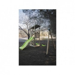 Parque Infantil Talaia L con Columpio Doble de Masgames MA700127 | PiscinasDesmontable