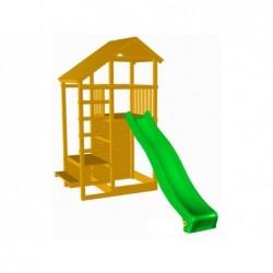 Parque Infantil Teide con columpio Individual de Masgames MA700104