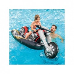 Colchoneta Moto Hinchable Ride On Intex 57534 | PiscinasDesmontable
