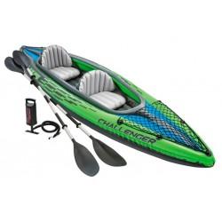 Kayak Challenger Intex 68306. Pour 2 Personnes.
