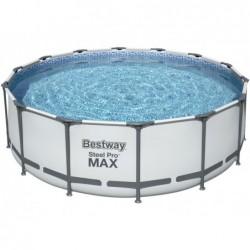 Piscina Desmontable Steel Pro Max de 427x122 cm. Bestway 5612