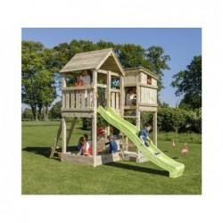 Parque Infantil Con Casita Palazzo Xl Masgames Ma802701