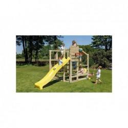 Parque Infantil Con Tobogan Crossfit Masgames Ma802901