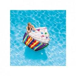 Colchoneta Cupcake Intex 142x135 Cm. 58770 | PiscinasDesmontable