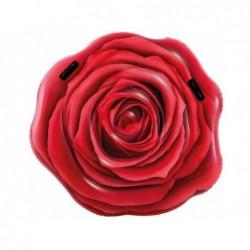 Colchoneta Hinchable Intex 58783 Rosa Roja 137x132 Cm