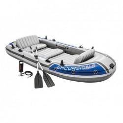 Barca Hinchable Para Aventura 366x168x43 Cm Intex 68325np