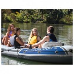 Barca Hinchable Para Aventura 366x168x43 Cm Intex 68325np  | PiscinasDesmontable