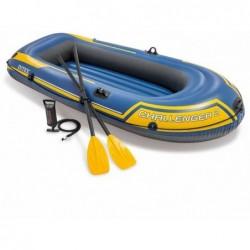 Barca Hinchable Challenger 236 X 114 X 41 Cm Intex 68367