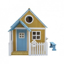 Casa Olden 1744x1945x1880 Cm. Masgames Ma800590
