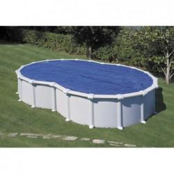 Cobertor Isotérmico para piscina 500 x 340 cm GRE CPROV500  | PiscinasDesmontable