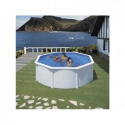 Piscina circular gre fidji.  350 x 120 cm | PiscinasDesmontable