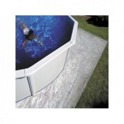 Piscina circular gre atlantis.  460 x 132 cm | PiscinasDesmontable