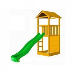 Parque Infantil Con Tobogán Canigo Masgames Ma700203