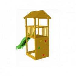Parque Infantil con Tobogán Canigo Masgames MA700203 | PiscinasDesmontable