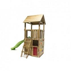 Parque Infantil Con Caseta Canigo Masgames Ma700210